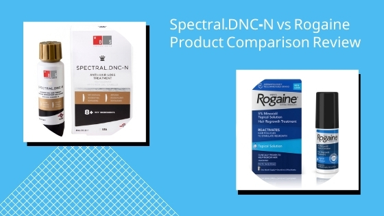 Spectral.DNC-N vs Rogaine